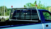 LOUVERED CAB GUARD