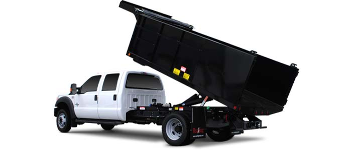 Reading Equipment builds trucks for landscapers