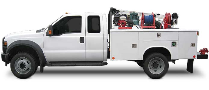 Reading Equipment builds trucks to serve the oil & gas industry.