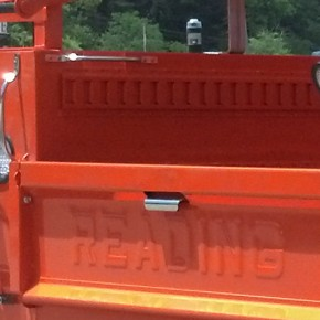 Previous & Specialty Lighting | Reading Truck Equipment
